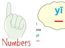 counting numbers in Chinese